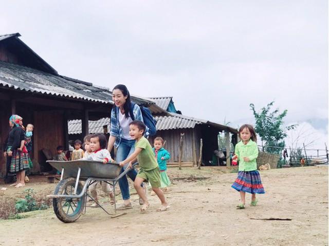 """Hoa hậu Đỗ Mỹ Linh: """"Chưa một giờ tôi dám lơ là việc phát triển bản thân, chưa một ngày tôi cho phép mình lười biếng"""" - Ảnh 3."""