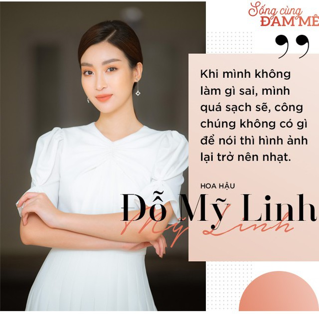 """Hoa hậu Đỗ Mỹ Linh: """"Chưa một giờ tôi dám lơ là việc phát triển bản thân, chưa một ngày tôi cho phép mình lười biếng"""" - Ảnh 6."""
