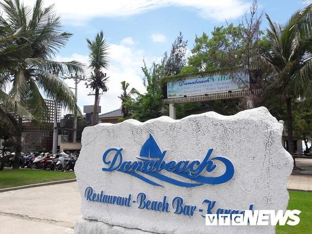 Chủ tịch Đà Nẵng chỉ đạo xử lý sai phạm tại dự án Danabeach - Ảnh 1.