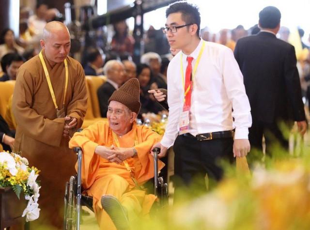 Thủ tướng: Suy nghiệm lời Phật dạy để kiến tạo xã hội tốt đẹp hơn  - Ảnh 12.
