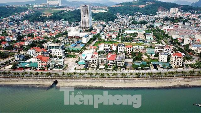 Đường ngắm vịnh đẹp nhất Hạ Long bất ngờ bị tôn che kín - Ảnh 6.