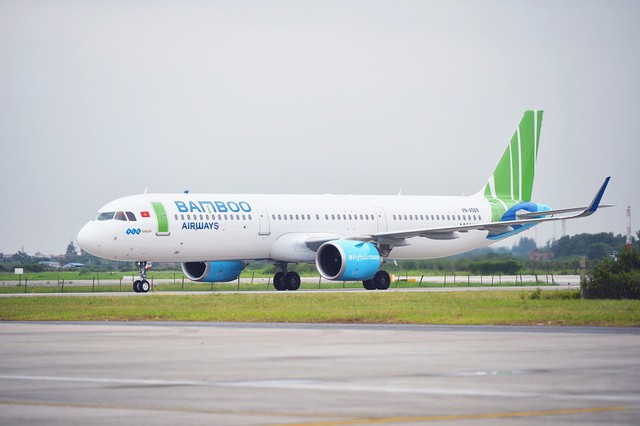 Bamboo Airways đẩy nhanh tốc độ phủ sóng trong nước và quốc tế  - Ảnh 1.