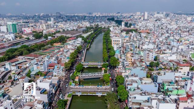 Hơn 110 ha dọc kênh Nhiêu Lộc - Thị Nghè sẽ được quy hoạch như thế nào? - Ảnh 3.