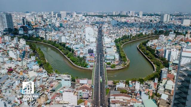 Hơn 110 ha dọc kênh Nhiêu Lộc - Thị Nghè sẽ được quy hoạch như thế nào? - Ảnh 1.