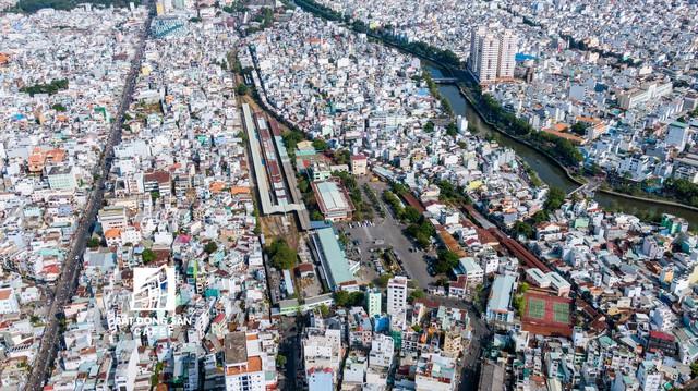 Hơn 110 ha dọc kênh Nhiêu Lộc - Thị Nghè sẽ được quy hoạch như thế nào? - Ảnh 2.