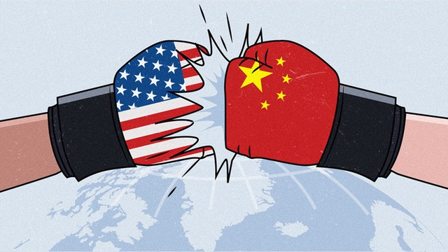 Chiến tranh thương mại Mỹ - Trung: Thách thức cho xuất khẩu Việt Nam - Ảnh 1.