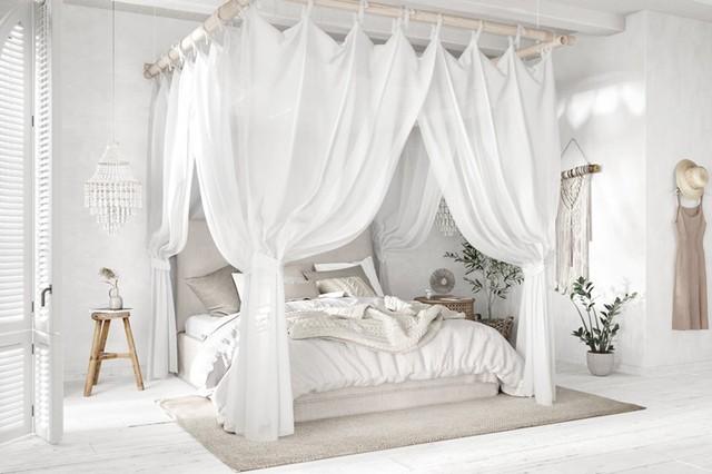 Ngôi nhà của bạn trở nên thơ mộng hơn với màu trắng tinh khôi - Ảnh 3.