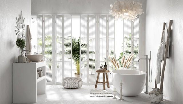 Ngôi nhà của bạn trở nên thơ mộng hơn với màu trắng tinh khôi - Ảnh 4.