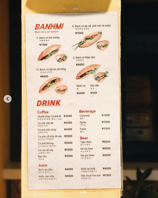 Bánh mì Phượng trên đất Hàn: Người Việt đã thử và hương vị đạt chuẩn tới 90% - Ảnh 5.