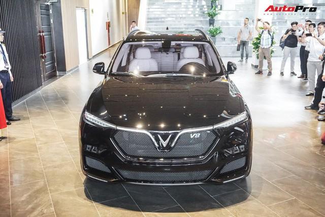 Khám phá chi tiết Lux V8 tại Hải Phòng - SUV mạnh nhất của VinFast không phải ai cũng mua được - Ảnh 2.