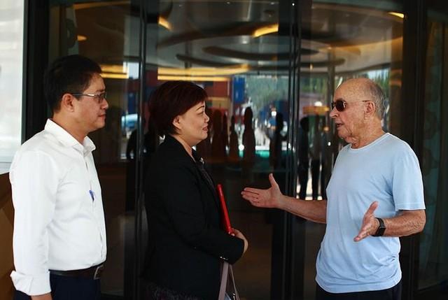 Ông chủ CLB Tottenham muốn làm bến du thuyền tại Đà Nẵng - Ảnh 2.