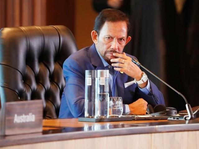 """Quốc vương Brunei giàu có và """"chịu chơi"""" cỡ nào? - Ảnh 12."""
