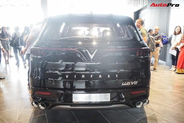Khám phá chi tiết Lux V8 tại Hải Phòng - SUV mạnh nhất của VinFast không phải ai cũng mua được - Ảnh 3.