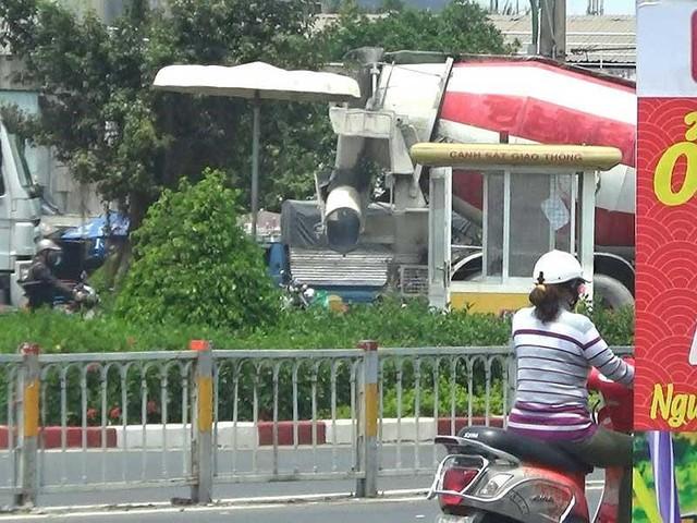 Điều tra: Xe tải tung hoành vào giờ cấm trước chốt CSGT - Ảnh 4.