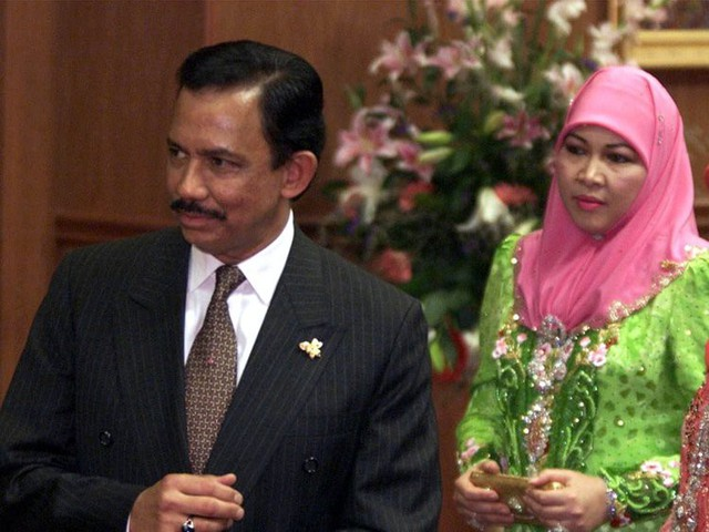 """Quốc vương Brunei giàu có và """"chịu chơi"""" cỡ nào? - Ảnh 8."""