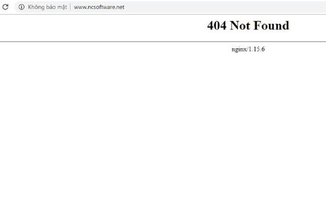 Website cuối cùng của Nhật Cường dừng hoạt động - Ảnh 1.