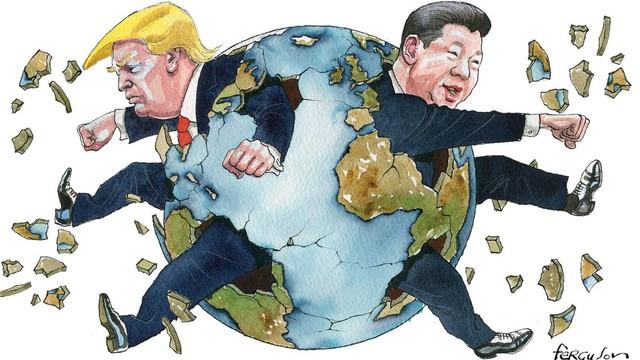 Chiến tranh Thương mại Mỹ - Trung hay cuộc đấu của riêng ông Trump với ông Tập Cận Bình - Ảnh 2.