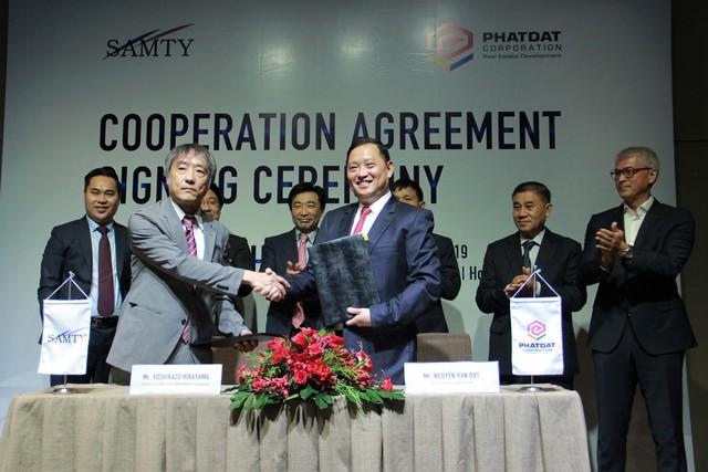 Quỹ đầu tư ngoại rót 22,5 triệu USD vào Phát Đạt, hợp tác đầu tư dự án tại TP.HCM - Ảnh 1.