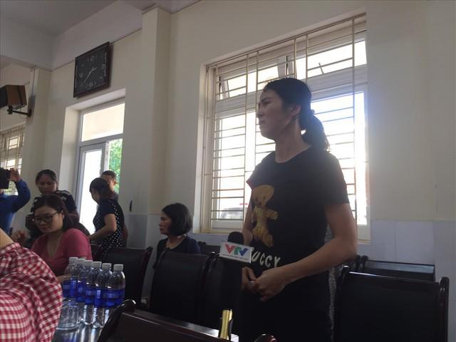Cô giáo đánh học sinh nhập viện ở Hải Phòng: Xin cho tôi một cơ hội - Ảnh 2.