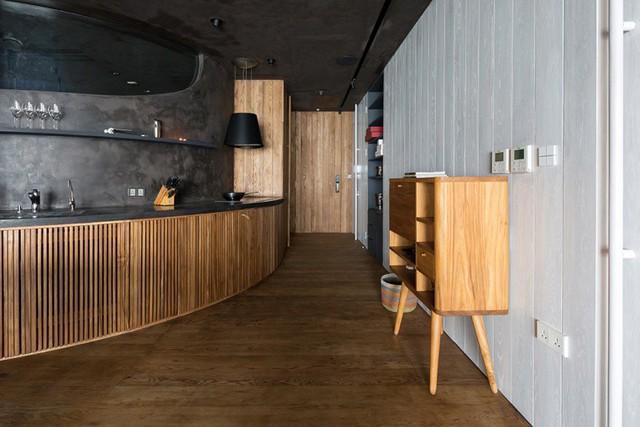 Căn nhà gỗ giữa rừng Bắc Âu ở Hà Nội đốn tim khách khó tính - Ảnh 3.