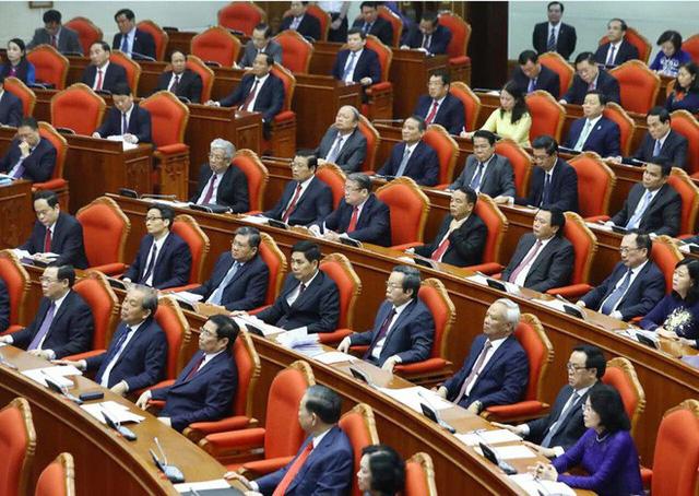 Tổng Bí thư, Chủ tịch nước Nguyễn Phú Trọng phát biểu khai mạc Hội nghị Trung ương - Ảnh 3.