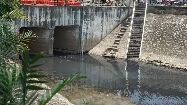 Khởi động dự án làm sạch sông Tô Lịch bằng công nghệ Nhật Bản - Ảnh 3.