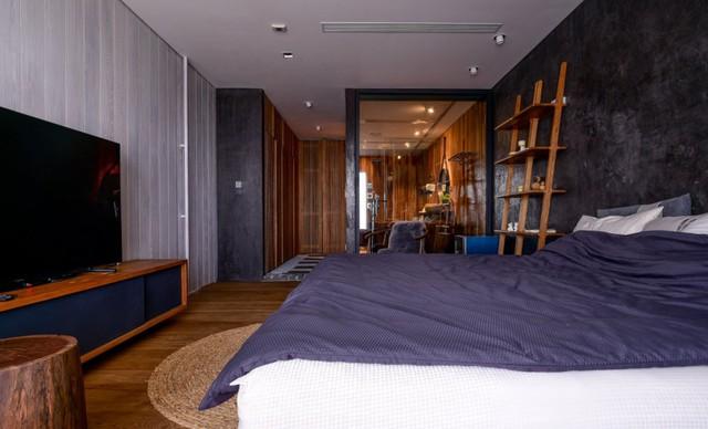 Căn nhà gỗ giữa rừng Bắc Âu ở Hà Nội đốn tim khách khó tính - Ảnh 9.