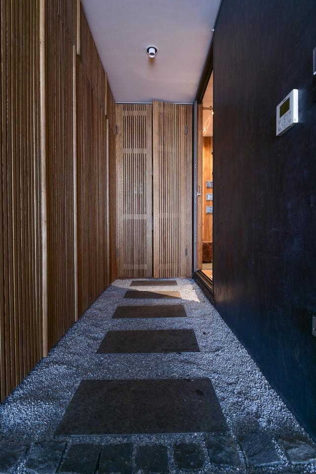 Căn nhà gỗ giữa rừng Bắc Âu ở Hà Nội đốn tim khách khó tính - Ảnh 10.