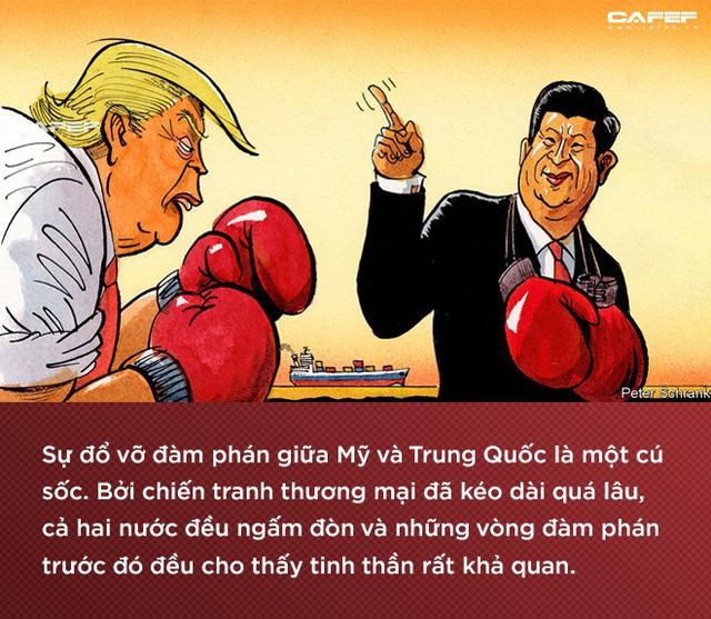 """Thấy gì từ cú """"lật ngược"""" của Trung Quốc trong cơn bão thương mại Mỹ - Trung? - Ảnh 1."""