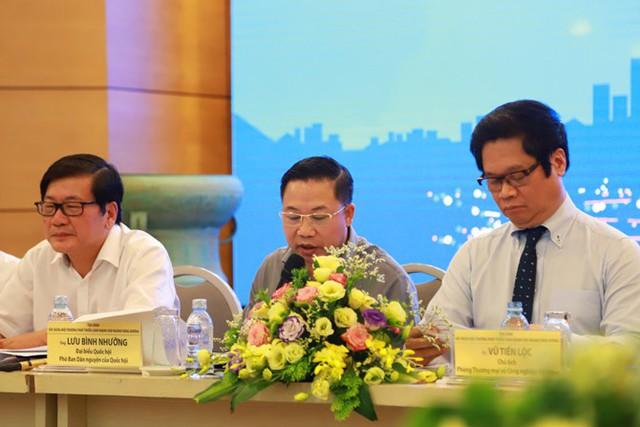 Phó chủ tịch Bamboo Bamboo Airways: Một sân chơi bình đẳng là điều duy nhất mà hãng hàng không tư nhân chúng tôi mong muốn - Ảnh 2.