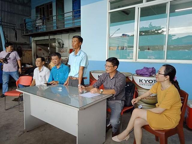 Tài xế ngừng việc, nhiều tuyến xe buýt ở Khánh Hòa tê liệt - Ảnh 2.