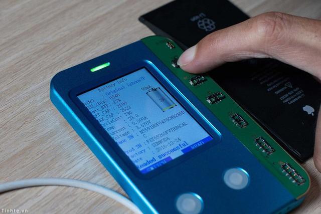Thiết bị reset pin iPhone cũ thành mới: Tại sao không đáng để người dùng bận tâm? - Ảnh 1.