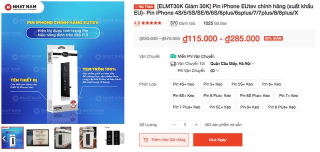 Thiết bị reset pin iPhone cũ thành mới: Tại sao không đáng để người dùng bận tâm? - Ảnh 2.