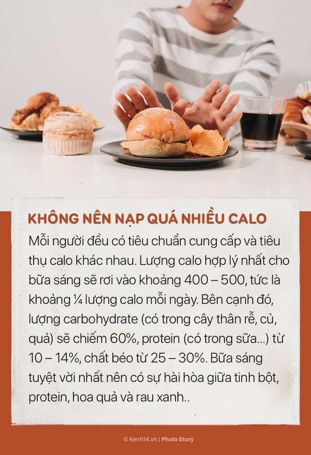 Để có 1 bữa sáng hoàn hảo và giúp cơ thể khoẻ đẹp hãy chú ý những điều này - Ảnh 4.