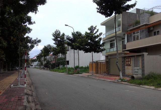 Nhà đất khu vực ven trung tâm Sài Gòn tăng giá cao