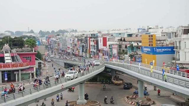 Nhà đất khu vực ven trung tâm Sài Gòn tăng giá cao 1