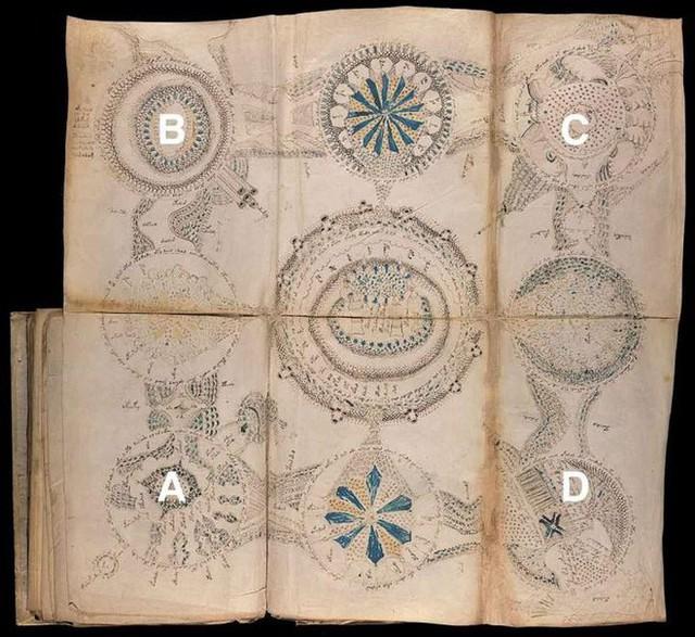 Cuốn sách bí ẩn nhất lịch sử đã hành hạ nhân loại suốt 600 năm, cuối cùng được giải mã trong... 2 tuần - Ảnh 1.