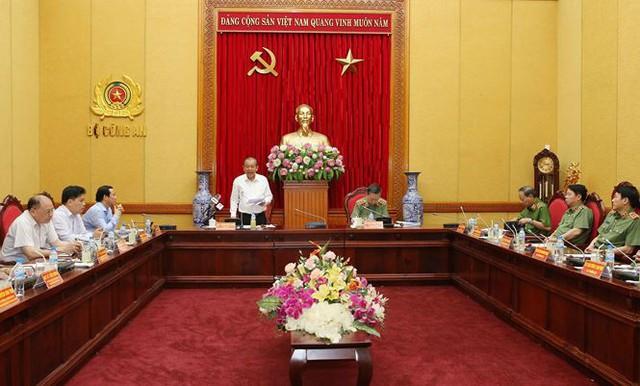 Kê biên 41 bất động sản trong vụ án Giang Kim Đạt  - Ảnh 1.
