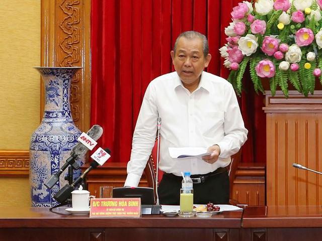 Kê biên 41 bất động sản trong vụ án Giang Kim Đạt  - Ảnh 2.