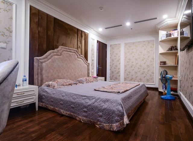 Ngắm căn hộ tân cổ điển vạn người mê ở Hà Nội - Ảnh 3.
