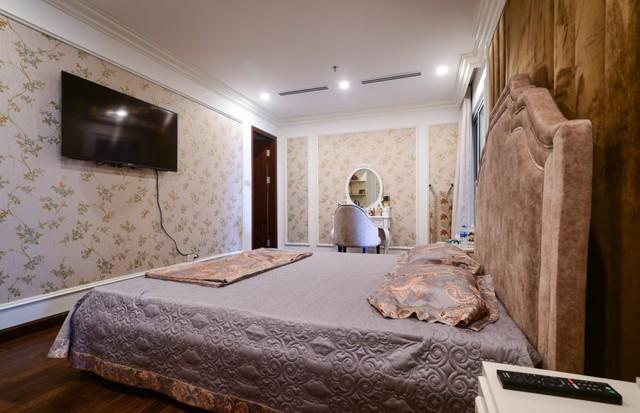 Ngắm căn hộ tân cổ điển vạn người mê ở Hà Nội - Ảnh 6.