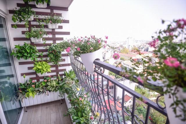 Ngắm căn hộ tân cổ điển vạn người mê ở Hà Nội - Ảnh 8.