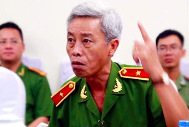 Thiếu tướng Phan Anh Minh chính thức nghỉ công tác - Ảnh 1.