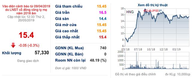Hưng Thắng Lợi tiếp tục gom 37 triệu cổ phiếu HAGL Agrico, nâng tỷ lệ nắm giữ lên 10% vốn - Ảnh 3.