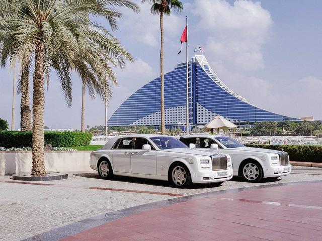 10 điều ít biết về khách sạn xa xỉ bậc nhất thế giới ở Dubai - Ảnh 2.