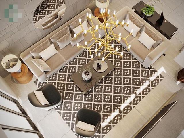 Nhà 1,5 tỷ đồng thiết kế đẹp như biệt thự hạng sang - Ảnh 2.