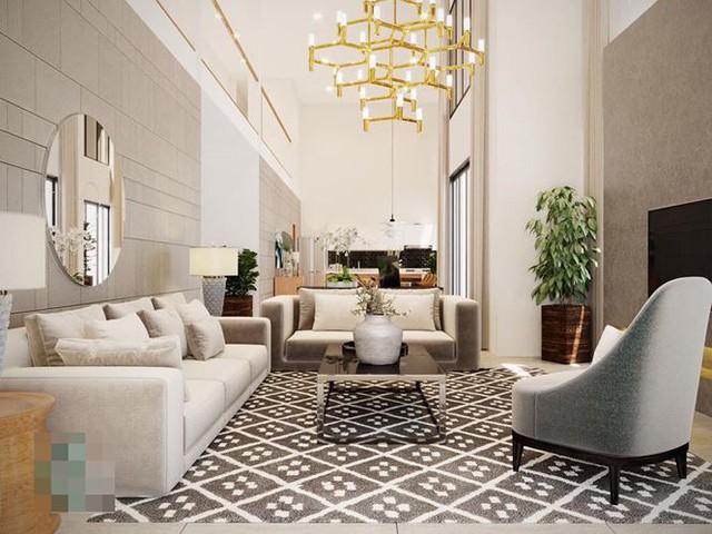 Nhà 1,5 tỷ đồng thiết kế đẹp như biệt thự hạng sang - Ảnh 3.