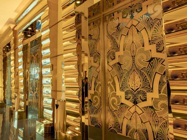 10 điều ít biết về khách sạn xa xỉ bậc nhất thế giới ở Dubai - Ảnh 4.