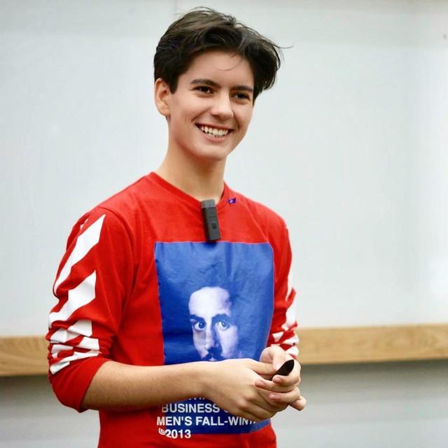 CEO trẻ nhất nước Anh: Sinh năm 2005, sở hữu combo đẹp trai và tài năng khiến người khác ngưỡng mộ hết nấc - Ảnh 6.