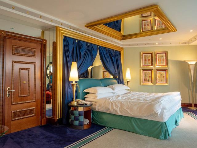 10 điều ít biết về khách sạn xa xỉ bậc nhất thế giới ở Dubai - Ảnh 6.